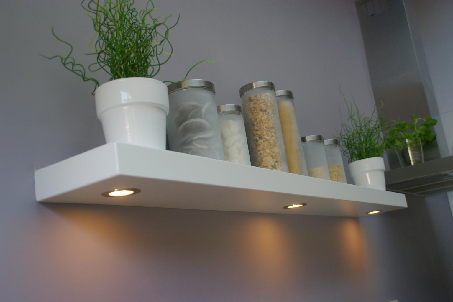 Ikea keuken verlichting